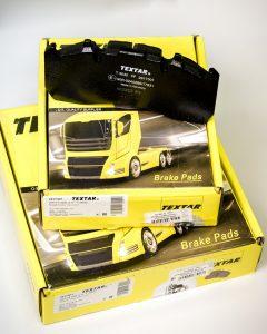 Тормозные колодки для грузовых автомобилей Вольво